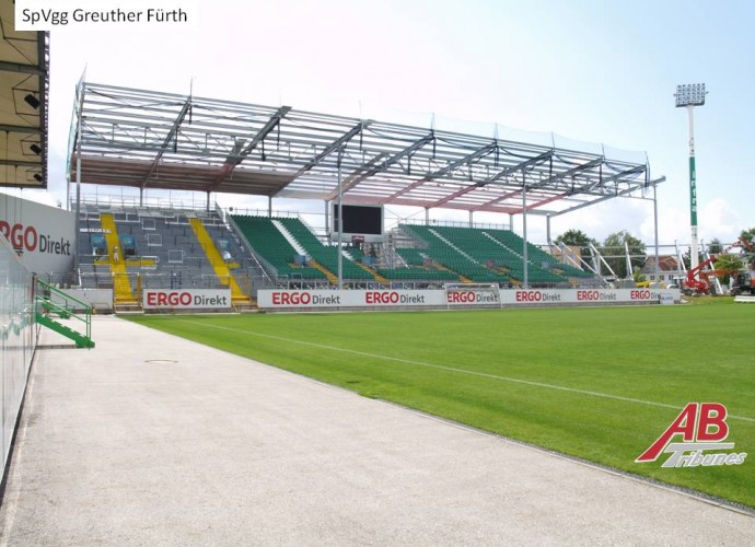 Spvgg Greuther F 252 Rth D Ab Tribunes