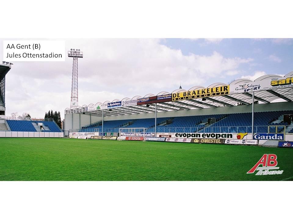 AA Gent - Jules Ottenstadion