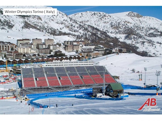 Winter Olympics Torino (Italy)